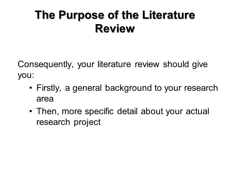 Fresh Essays - Literature Review Outline Template Apa
