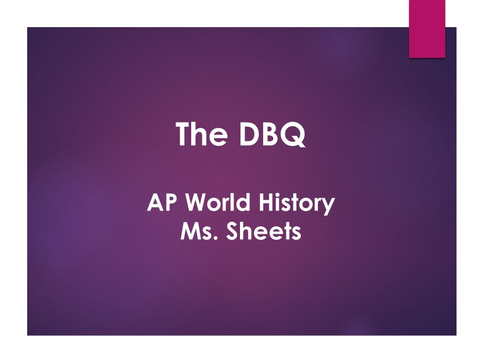 Can you use a document more than once in the AP World DBQ exam?