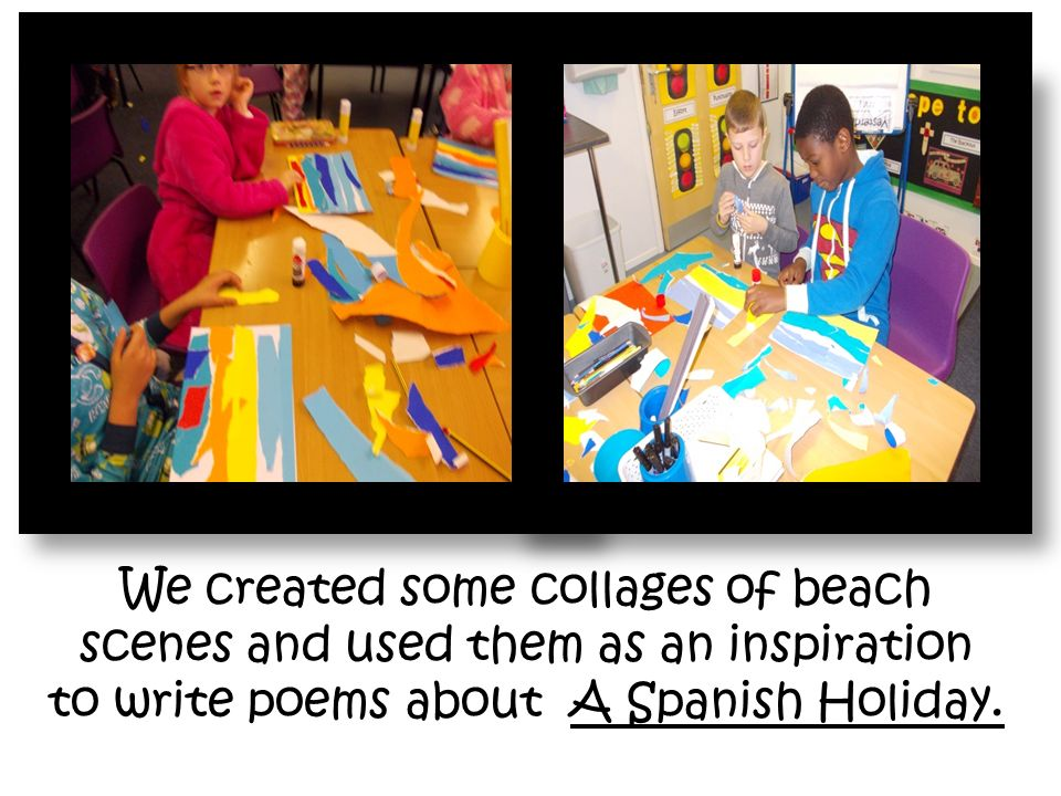 Year 4 Spanish Day Where is Spain in Europe We looked closely at