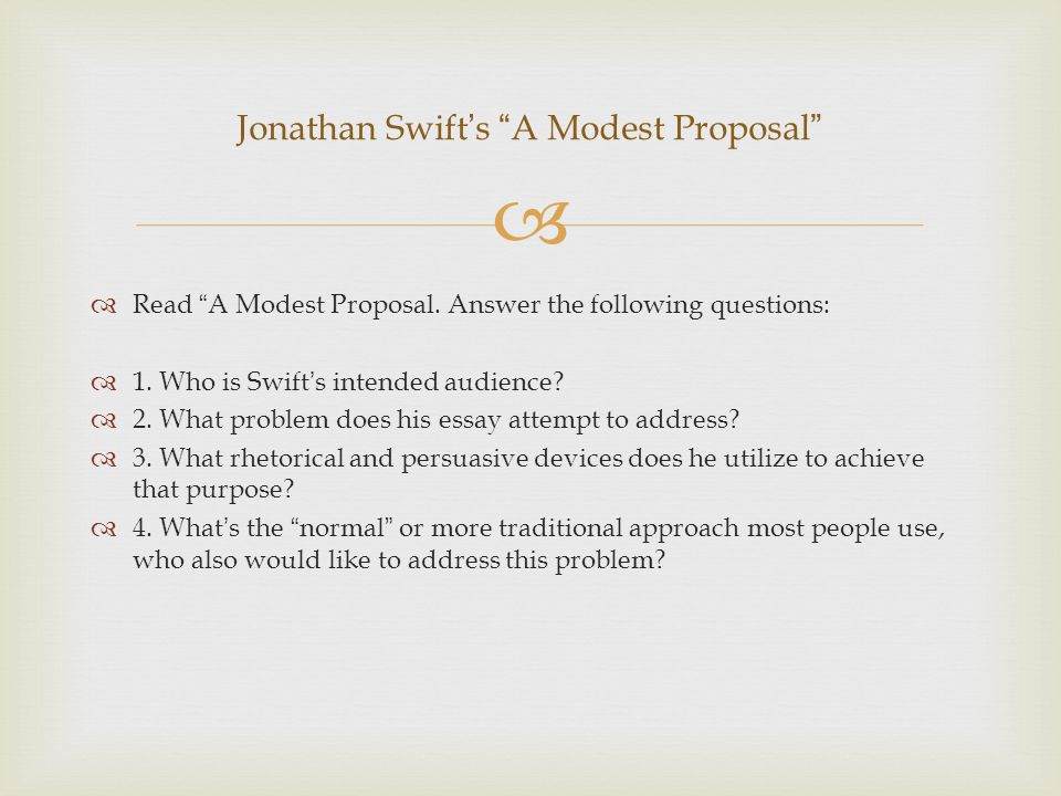 a modest proposal by jonathan swift  essay  essay service  a modest proposal by jonathan swift  essay a summary of analysis in  jonathan swifts a essay on my family in english also library essay in english samples of essay writing in english