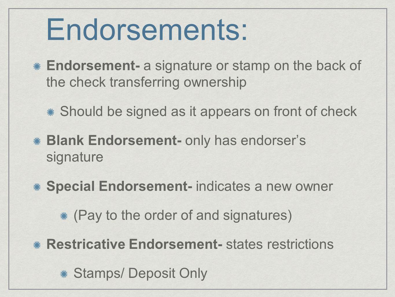 Signature Stamp For Checks | Arts - Arts on