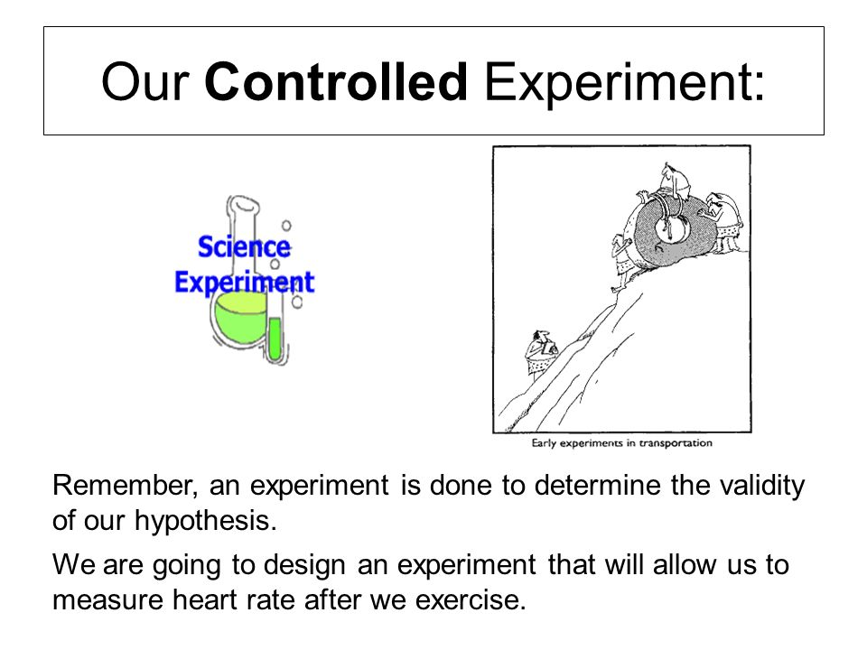 Date September 9 2015 Aim 4 What is a controlled experiment – Controlled Experiment Worksheet