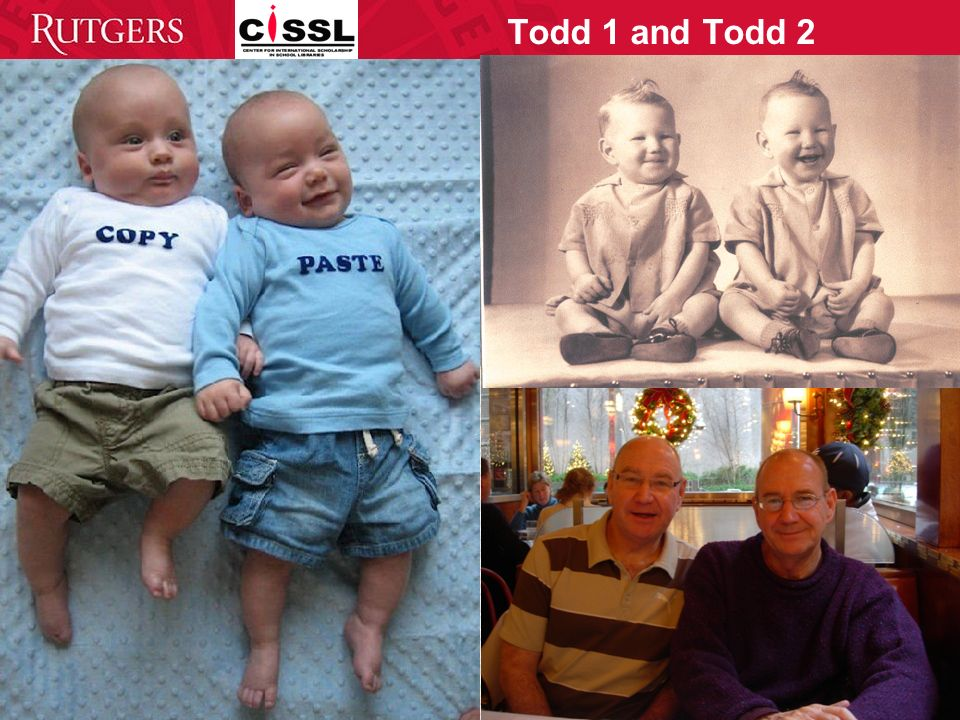 Todd 1 and Todd 2