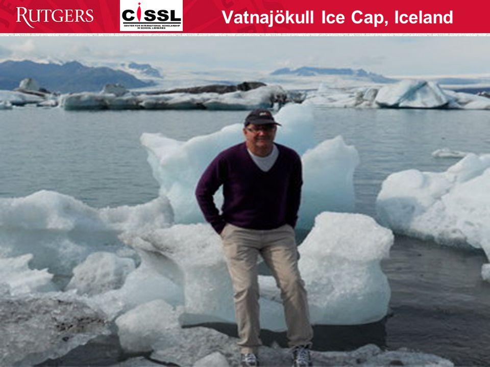 Vatnajökull Ice Cap, Iceland