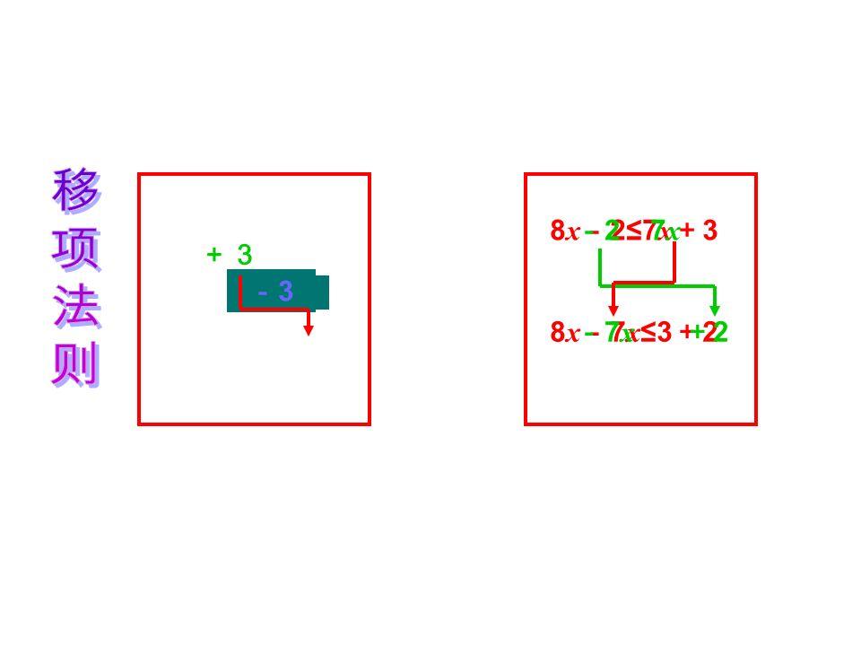 下列哪些是一元一次不等式 ① 5 > 1 ,② x+y>0, ③, ④ 6>x, ⑤ 2x+3=5, ⑥ 1- 3x>2