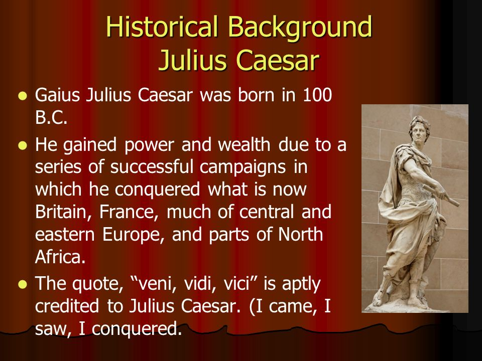 """foreshadowing in julius caesar essay Julius caesar – foreshadowing essay sample how shakespeare utilizes foreshadowing to determine the fate of characters in william shakespeare's """"julius caesar"""" the characters all foreshadowed their own deaths whether it is in what they see, what they do or what they hear, their deaths are all foreseen."""