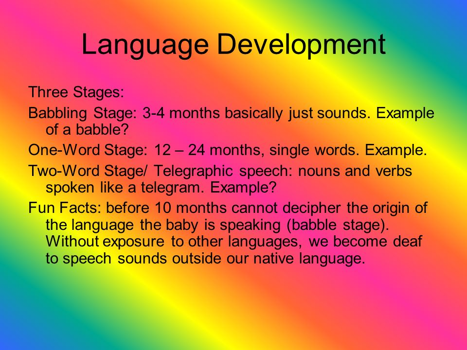 Thinking And Language Chapter 10 By: Rachelle Stoker. - Ppt Download