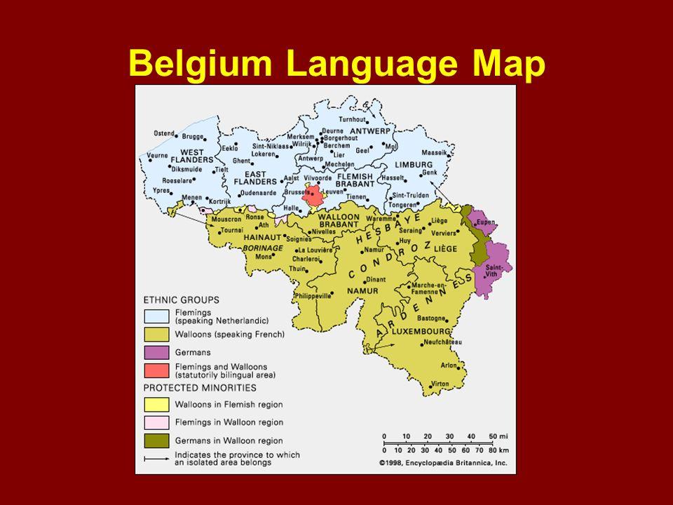 belgium language map fig