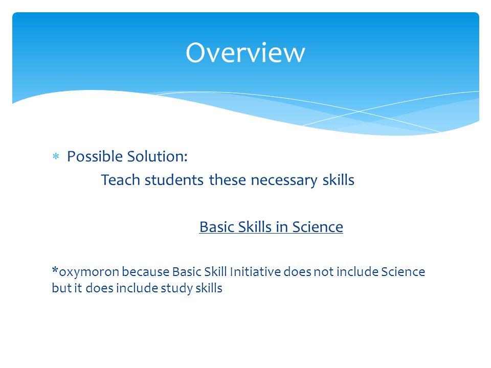 Basic Skills in Science?! Kim-Leiloni T. Nguyen, MD, MPH Professor ...