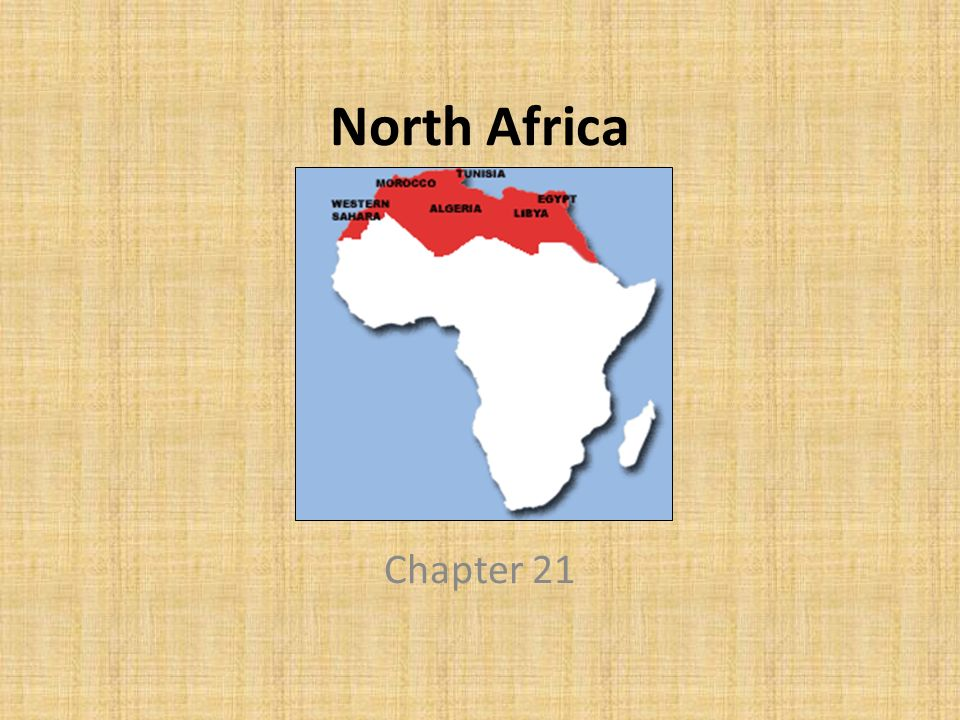 North africa chapter 21 north africa includes morocco algeria 1 north africa chapter 21 sciox Gallery