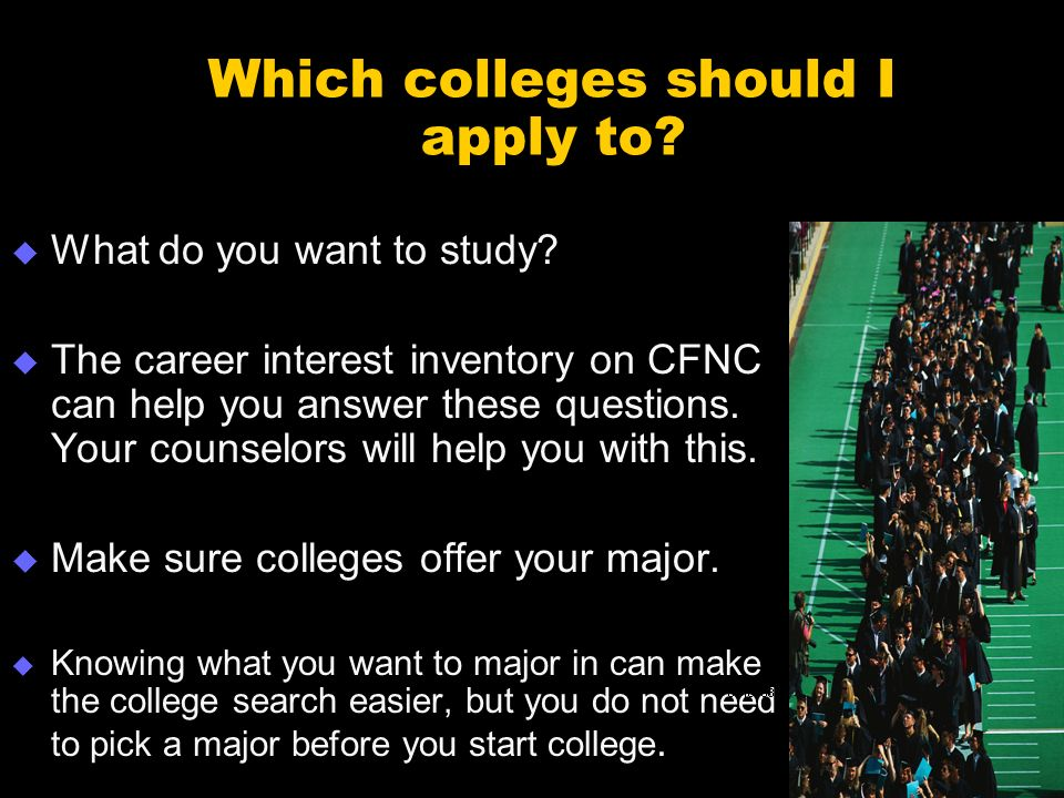 Which colleges shoud i apply to???