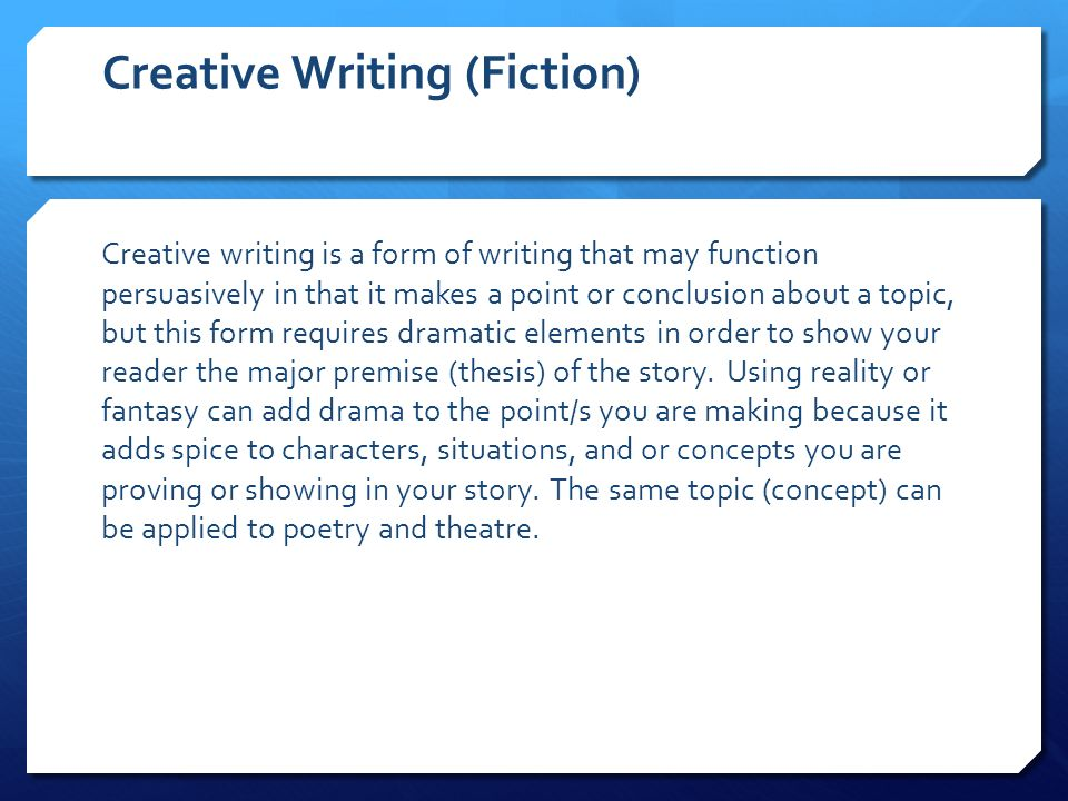 elements of the short story essay prewriting creative writing  2 creative