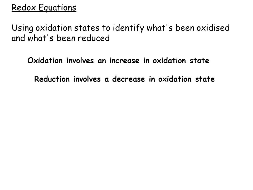 Assign oxidation numbers to atoms in elements compounds and ions – Assigning Oxidation Numbers Worksheet
