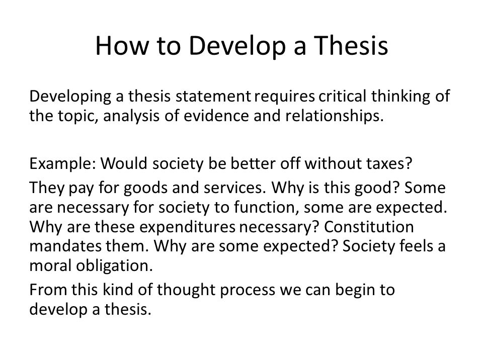 influence of religion on developing societies thesis statement Developing a thesis statement and outline the thesis statement: the thesis is the main idea of an violent cartoons can also influence children sources.