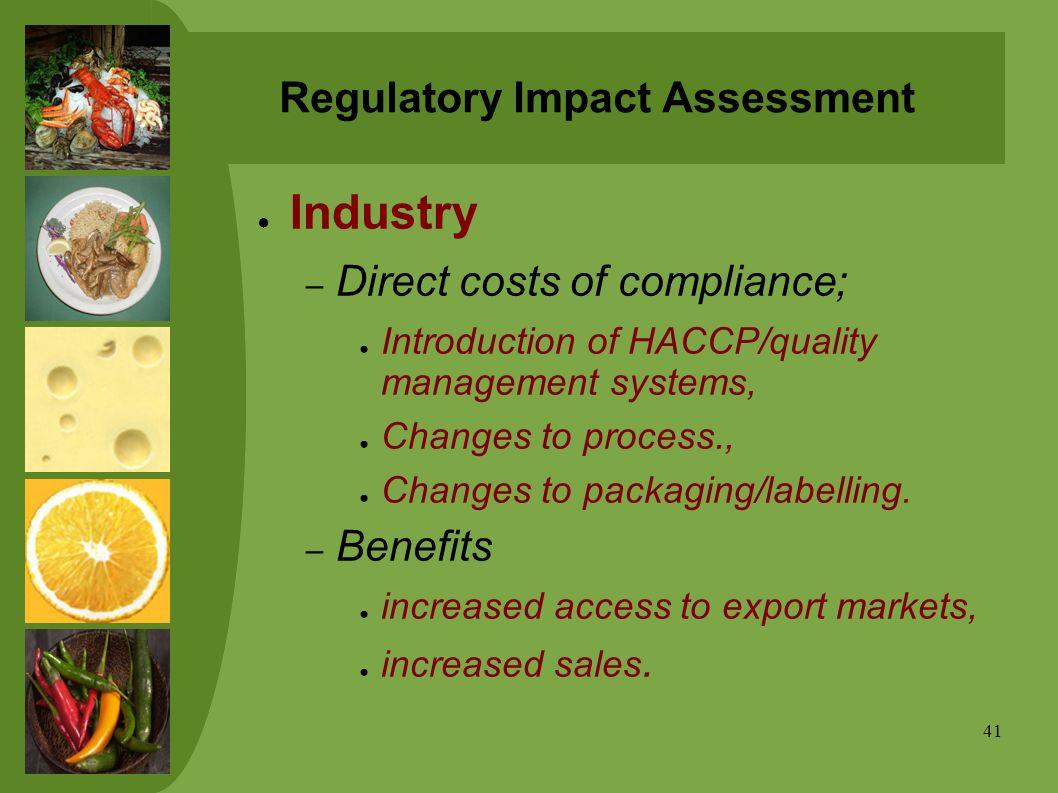 Module 4 risk management and developing a food standard ppt download 41 41 regulatory forumfinder Gallery