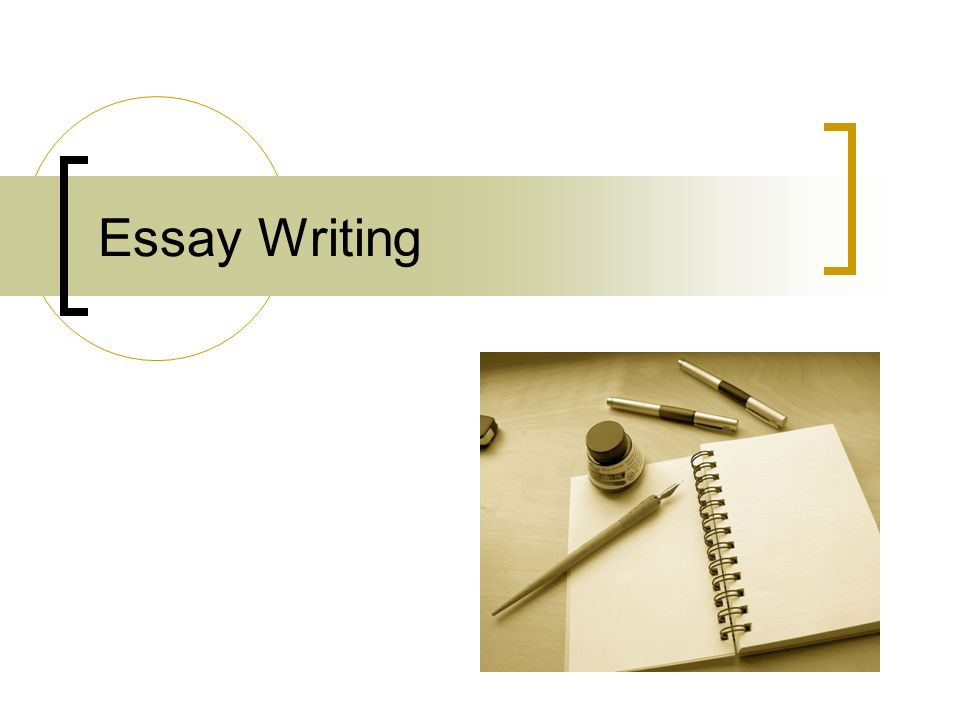 how to write essay outline examples