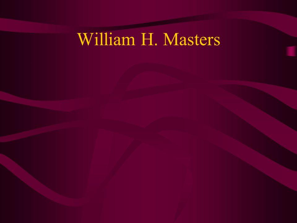 William H. Masters