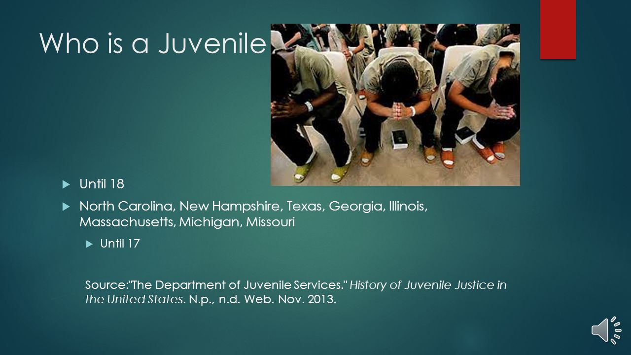 juvinile justice The juvenile justice system improvement project (jjsip) is a national initiative to reform the juvenile justice system by translating.