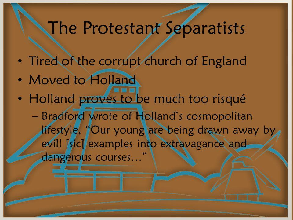 Puritans American Dream Essay