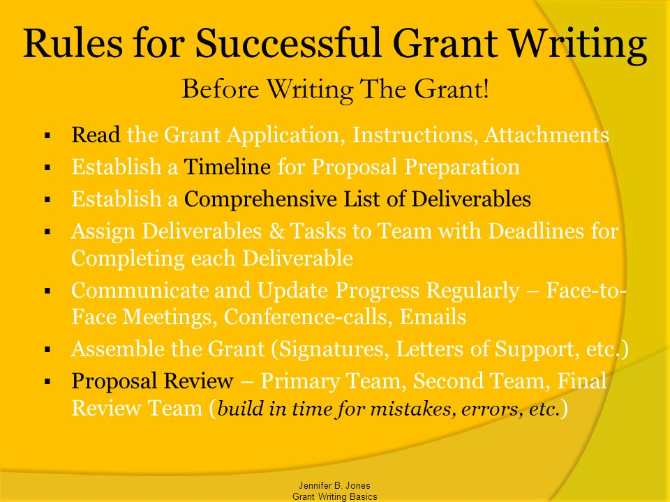 Governors Grant Conference Grant Writing Basics Ppt Download