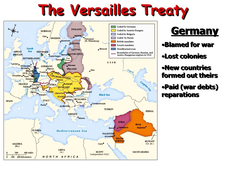 LONG TERM CAUSES of WWII – Imperialism – Expansionism – Militarism ...