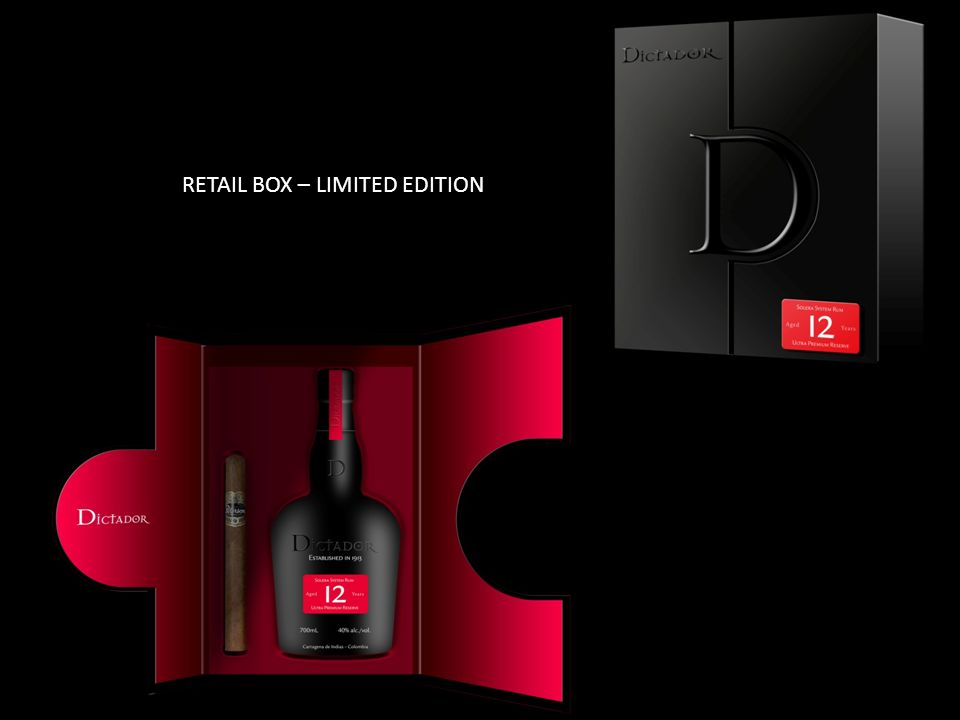 RETAIL BOX – LIMITED EDITION