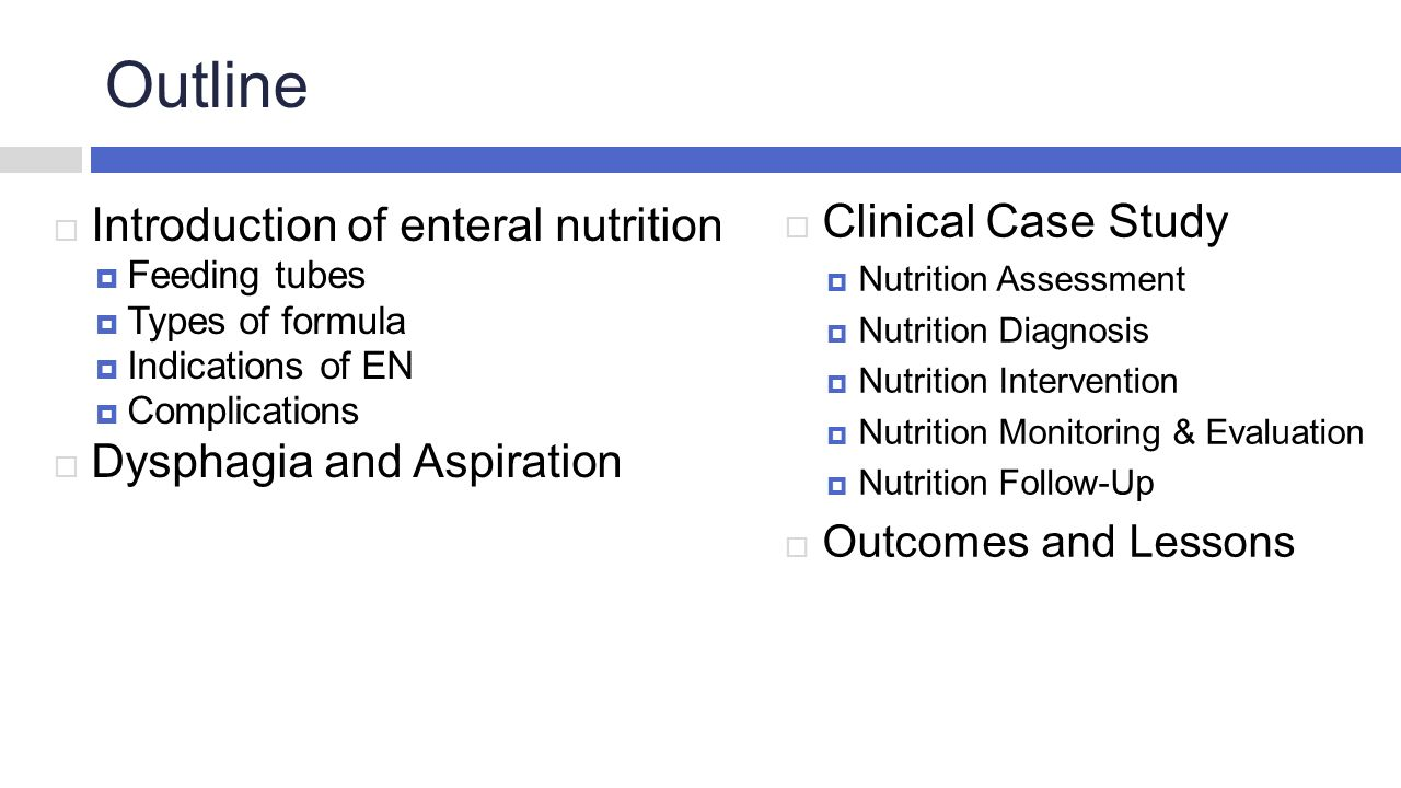 casestudy 1 nutrition