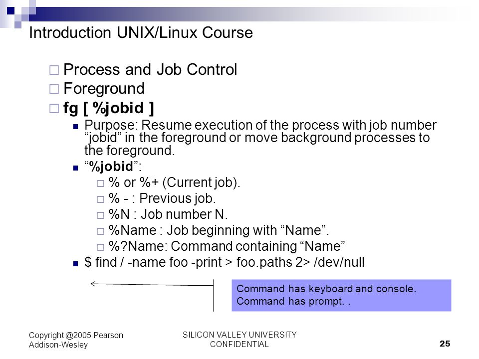 silicon valley university confidential 1 introduction to unix