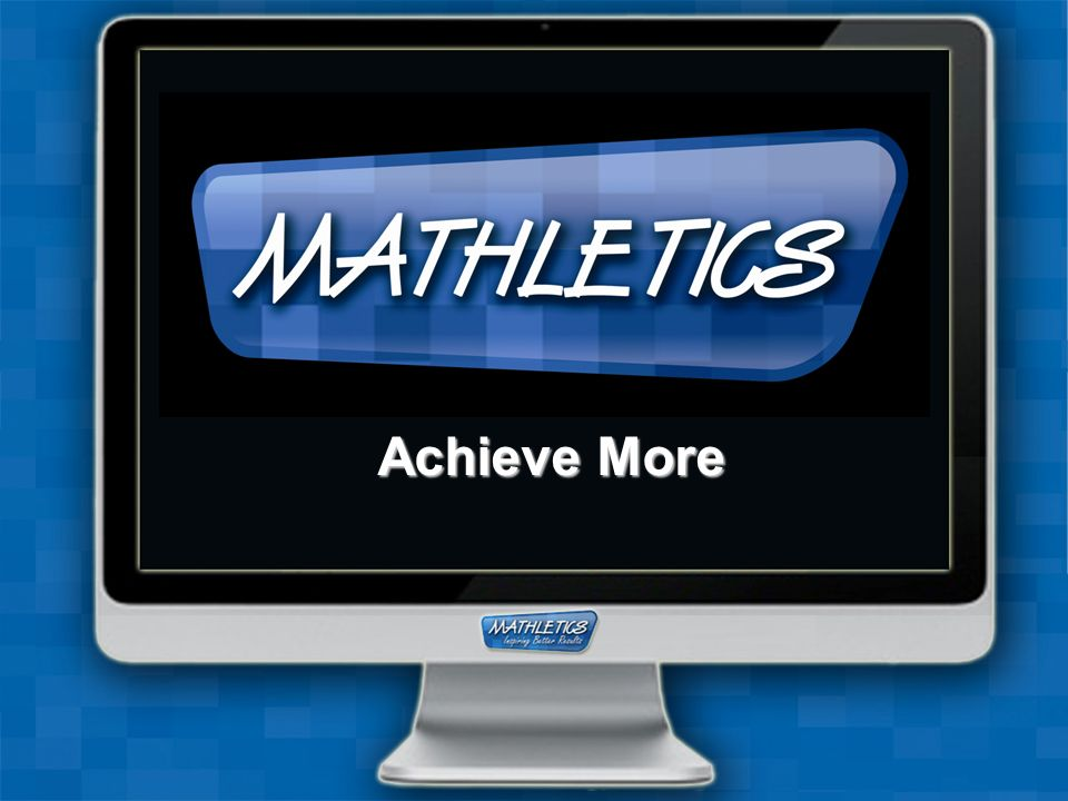 Achieve More. What is Mathletics? Online e-learning platform Global ...