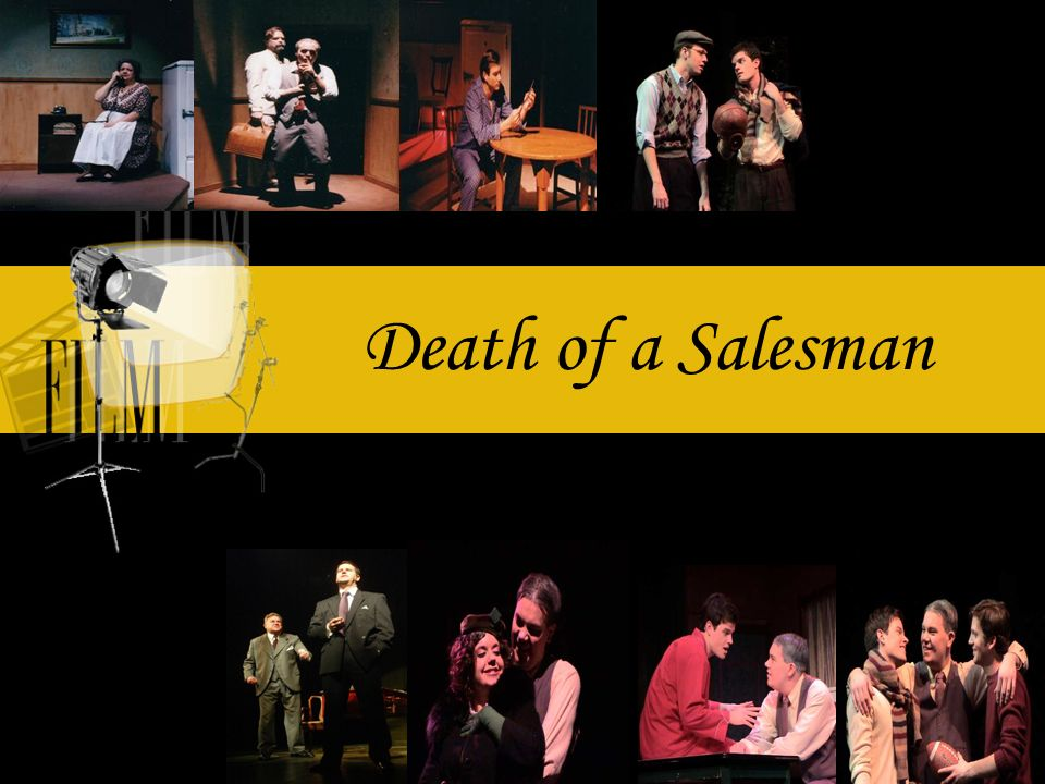 death of a salesman compared to Editing help: comparing death of a salesman and fences comparison between death of a salesman and fences death of a salesman homework help.