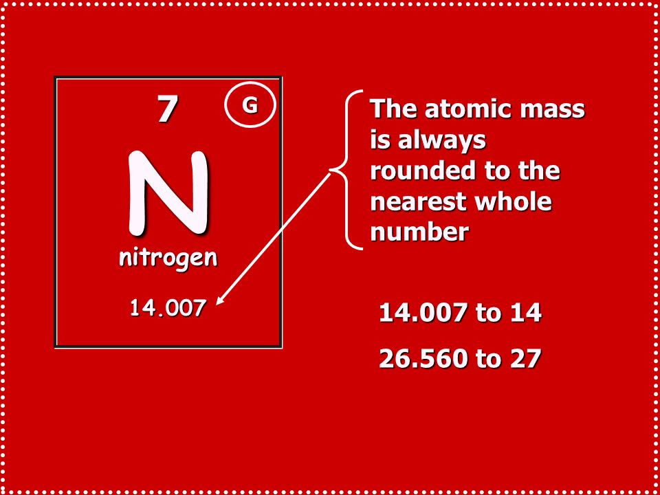Atomic structure gold is an element an element is a substance which 13 n 7 nitrogen 14007 g element urtaz Images