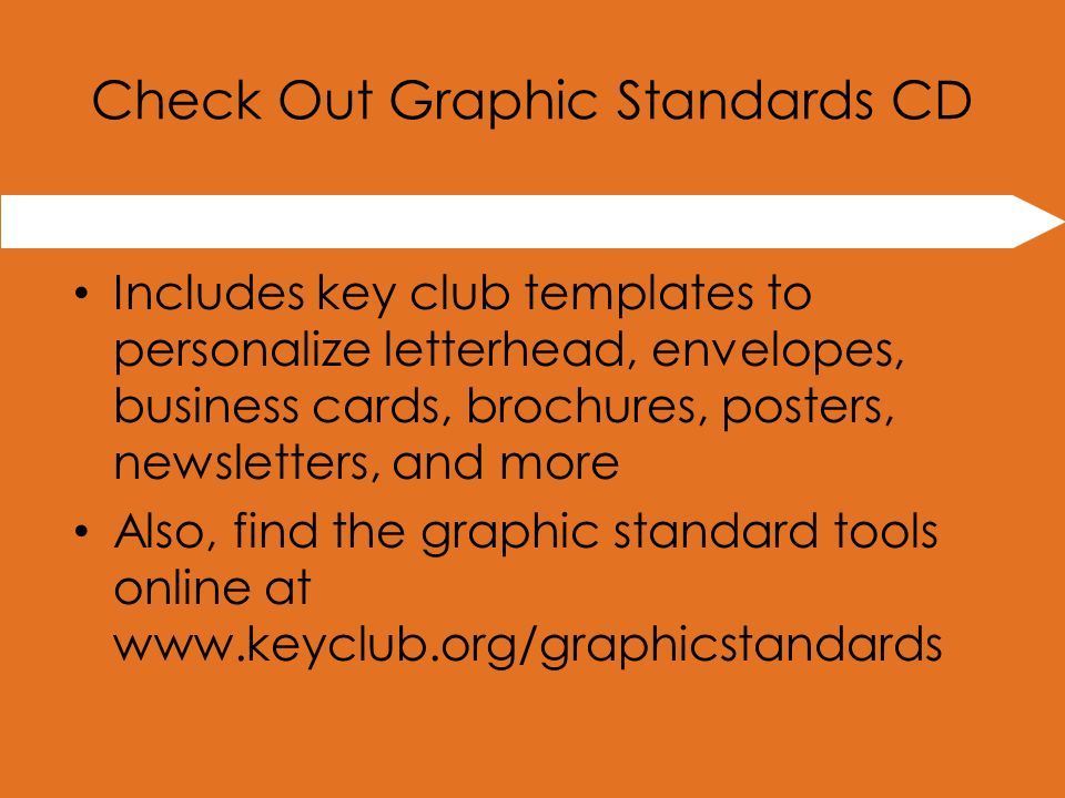 Key Club Powerpoint Template