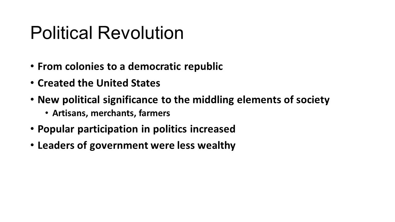 revolutionary era essay to what extent did the revolutionary era 2 political revolution