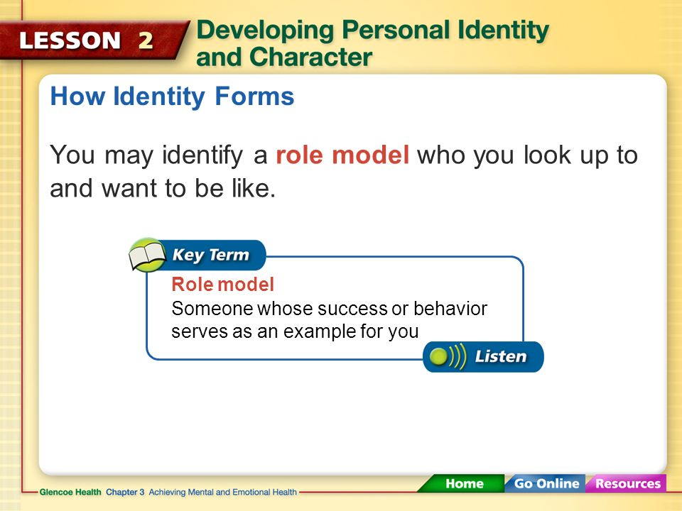 How Identity Forms Influences on Personal Identity  Likes and Dislikes Relationships Experiences Opinions Values Interests Occupational Goals Relationship Experiences       
