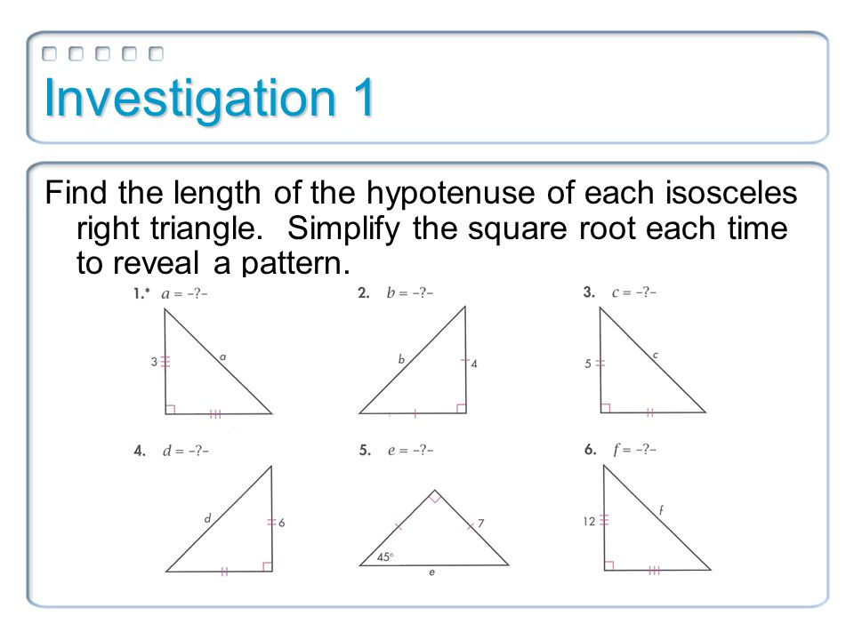 Assignment P 118 2325 28 30 31 34 36 Challenge Problems – 30-60-90 Triangle Worksheet