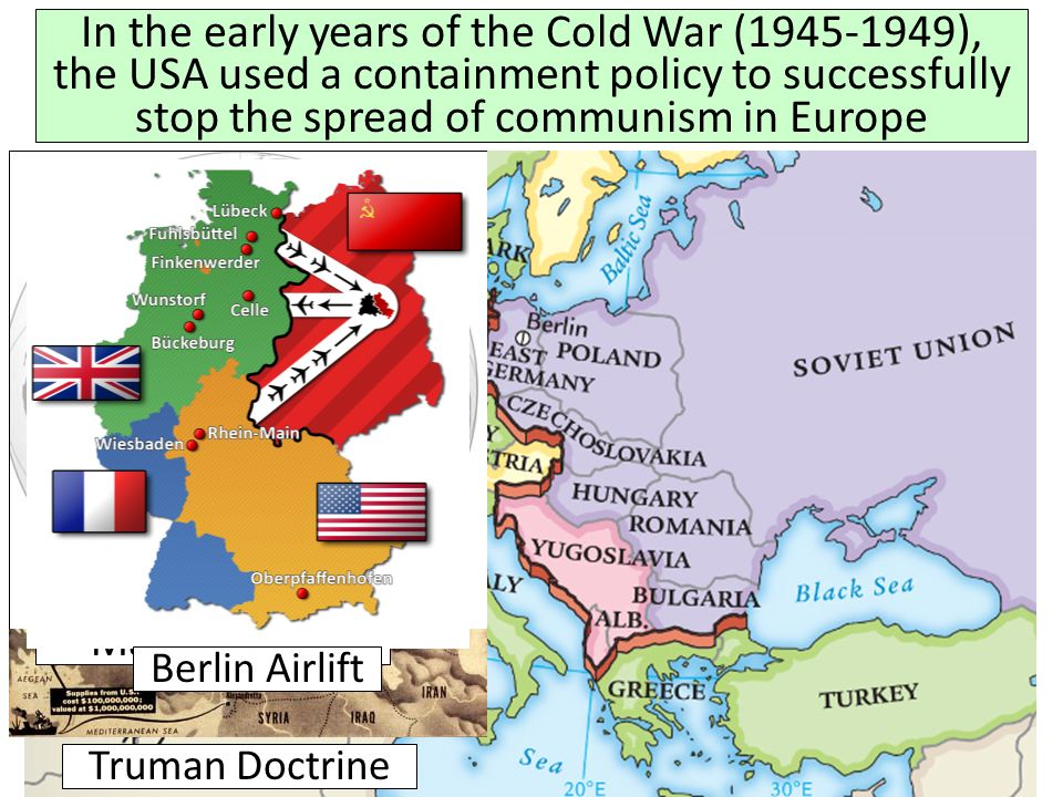 a description of communism during the cold war The fall of the berlin wall the shredding of the iron curtain the end of the cold war when mikhail gorbachev assumed the reins of power in the soviet union in 1985, no one predicted the revolution he would bring.