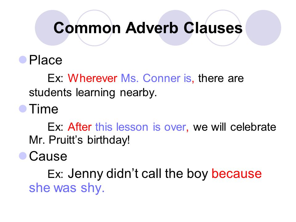 Adverb Clauses Worksheet Rringband – Adverb Clauses Worksheet