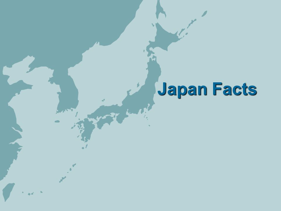 Japan Facts Facts Full Name Japan Population Million UN - Japan map facts