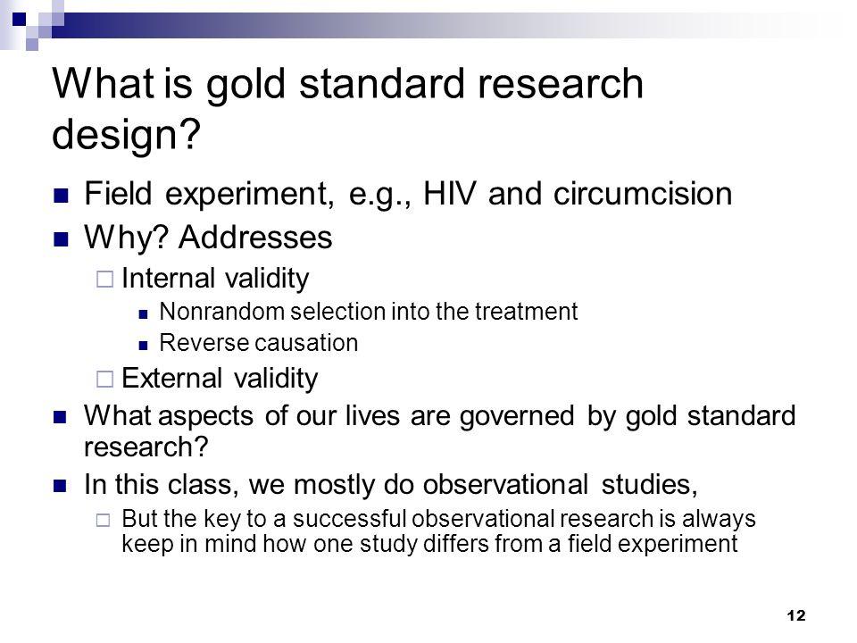 standard research