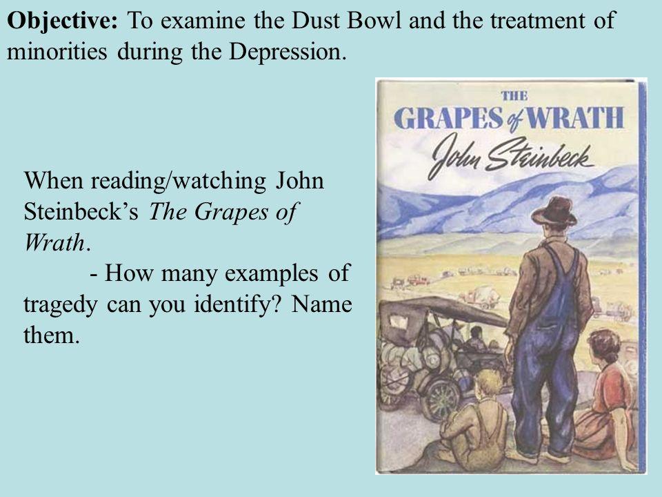 john steinbeck dust bowl book