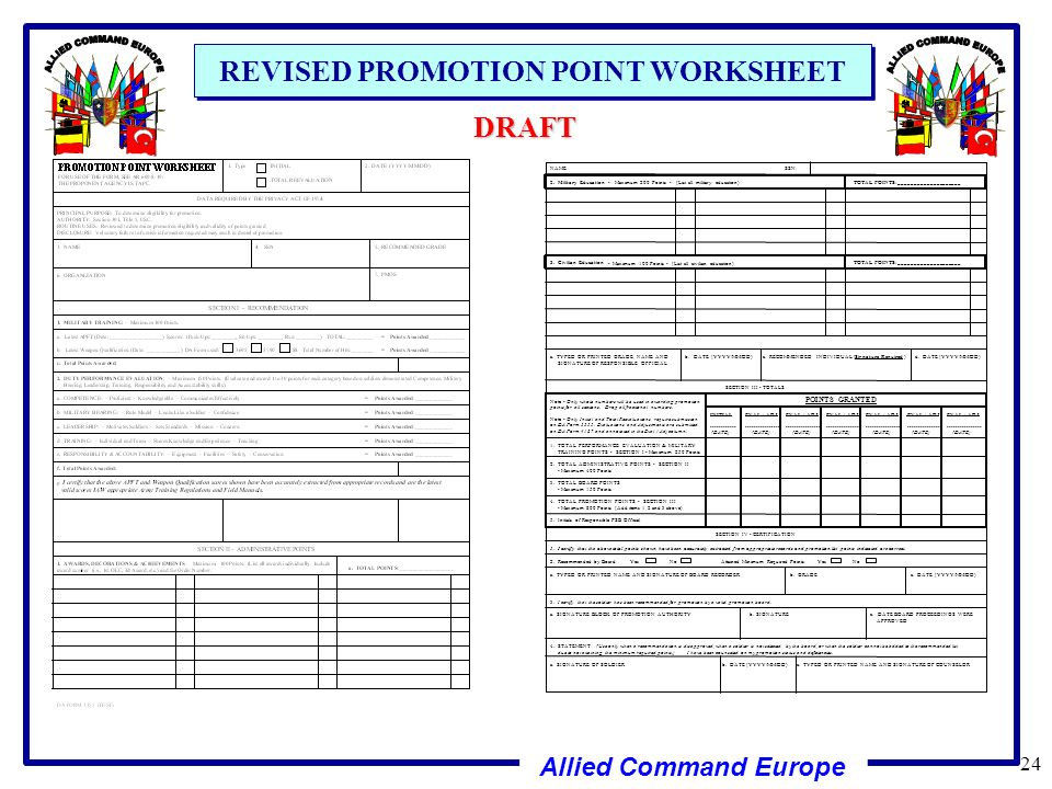 Worksheet Promotion Point Worksheet automated promotion point worksheet delwfg com points intrepidpath