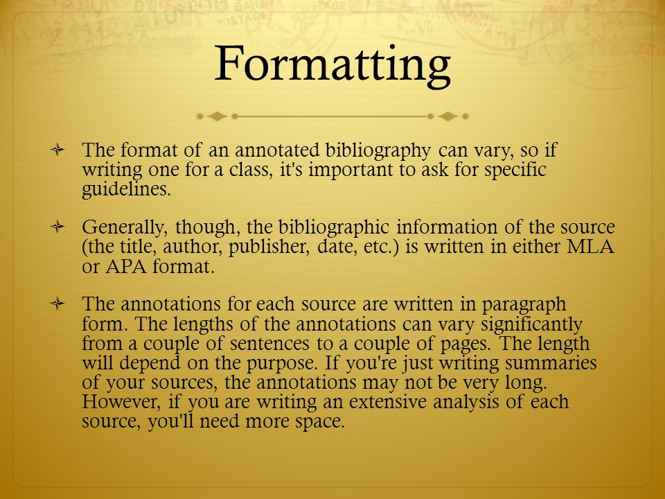 How to Write an Annotated Bibliography Steps with Pictures basic  bibliography template Free Annotated Bibliography Papers Word Format Free  Download jpg