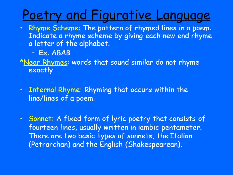 figurative language of shakespeare s sonnets