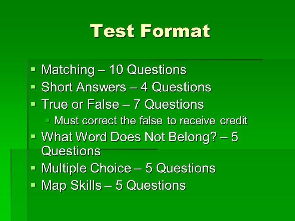 Social Studies Grade Final Assessment Review Ppt Download - Us map skills grade 5 instructional fair answers