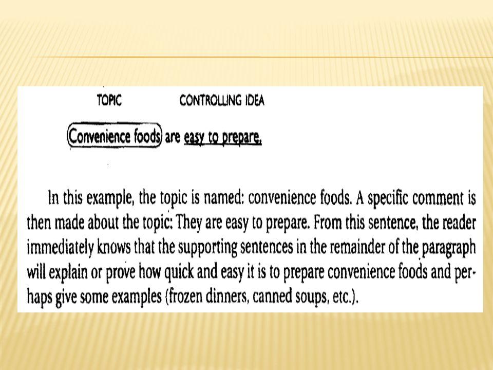 elements of a good paragraph iuml although most paragraphs should 4