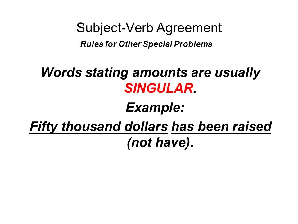 Subject verb agreement agreement in number subjects and their verbs 15 subject verb agreement rules platinumwayz