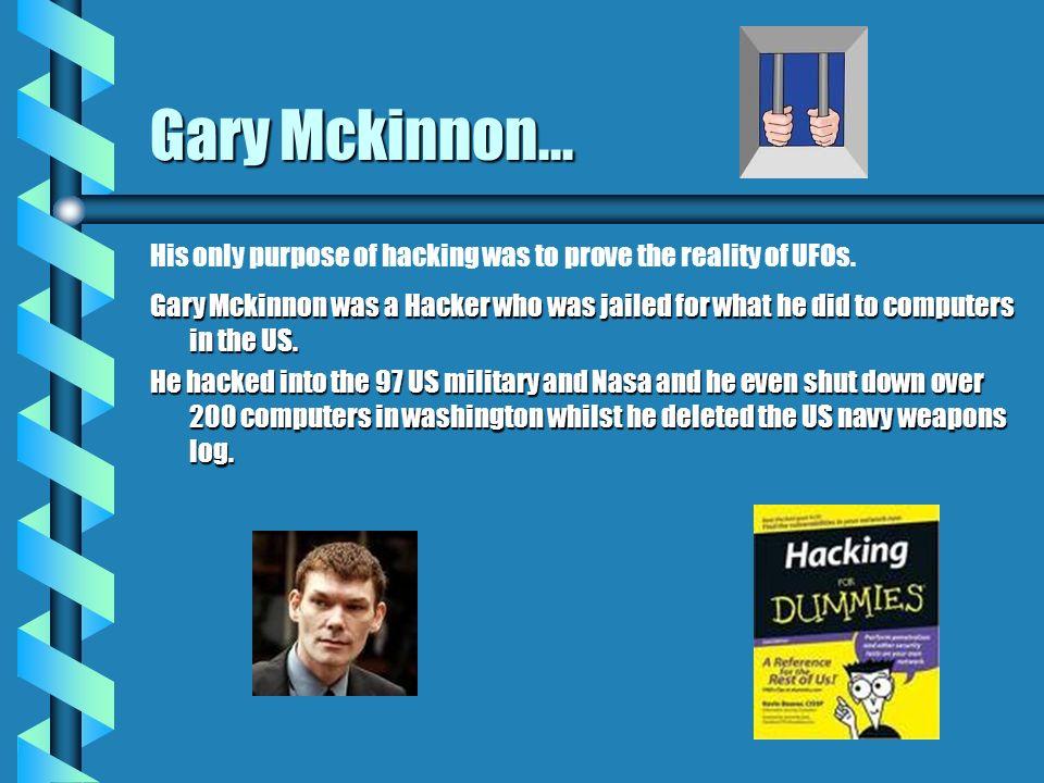 gary mckinnon hacking