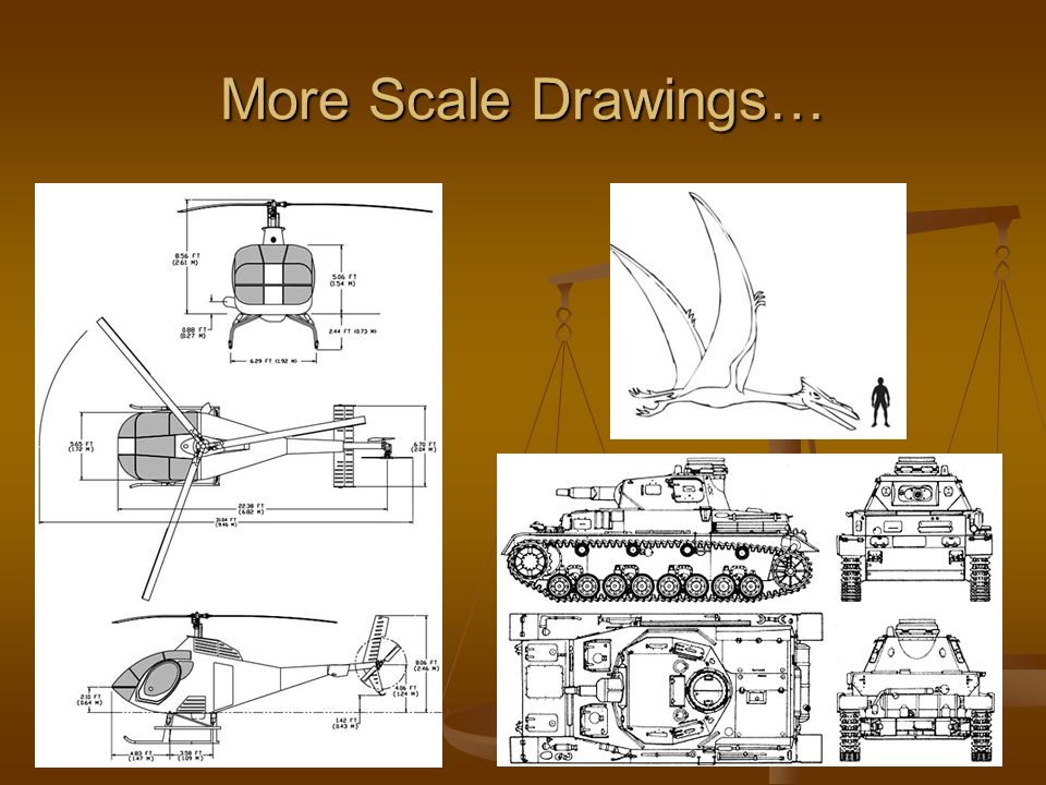 Scale factor a look at scale factor and scale drawings ppt download a blueprint is a scale drawing of a building malvernweather Image collections