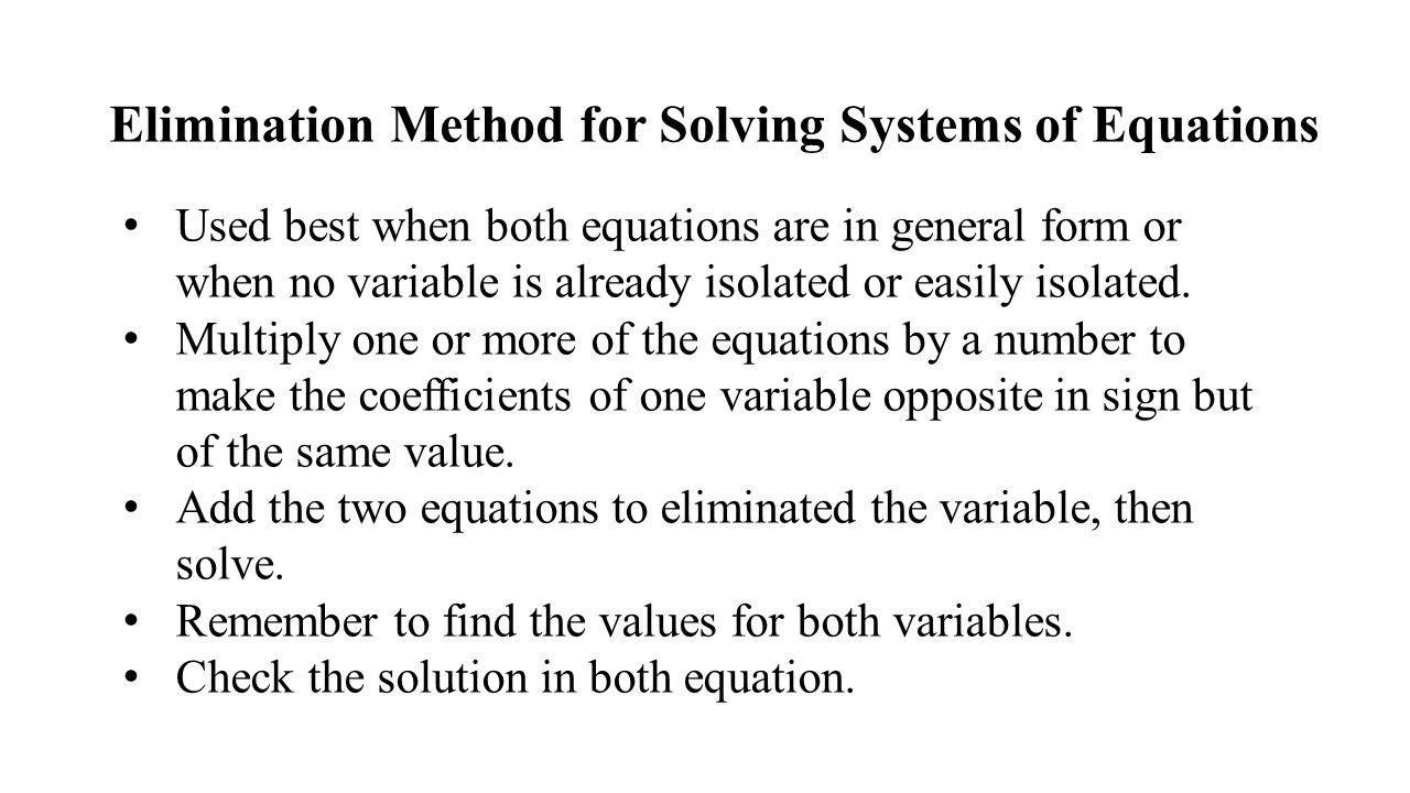 Worksheet Systems Of Equations Elimination Worksheet Drfanendo