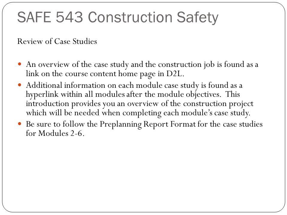 sowk 543 case study